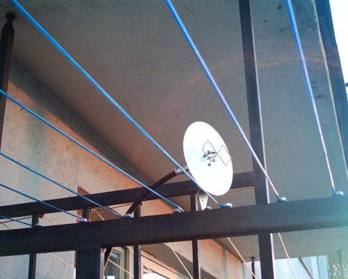 WiFi anténa