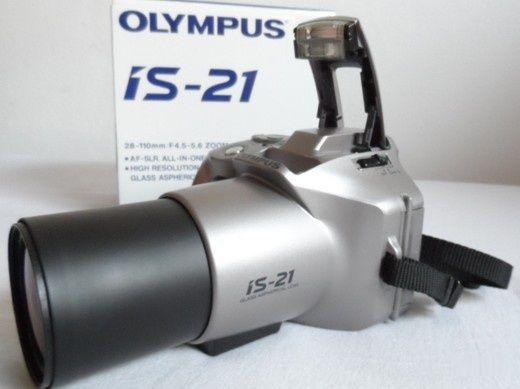 Olympus IS-21
