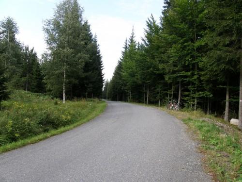 Takéto asfaltové cesty sú normálom