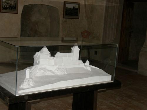 Model hradu
