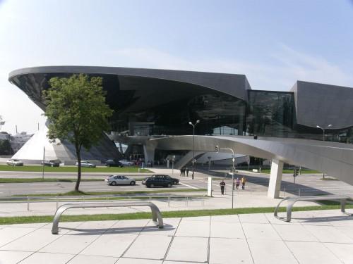 Budova BMW Welt