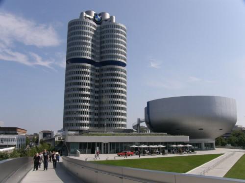 Budovy riaditeľstva a múzea