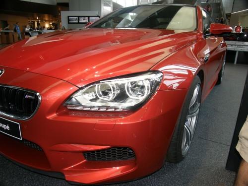BMW - svetlo