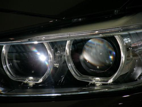BMW - detail reflektora