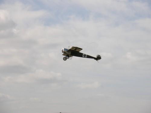 Foker E-III Eindecker